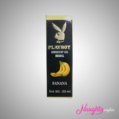 Playboy Lube Banana