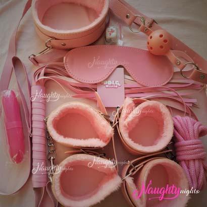 Bondage Kit Pink