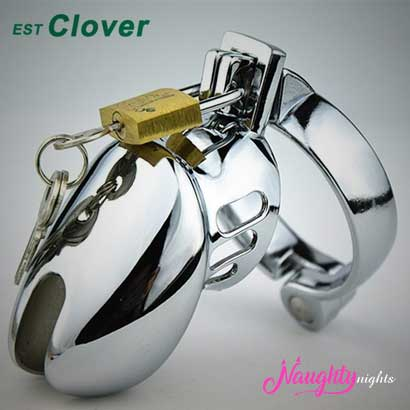 Chastity Men Steel Cage