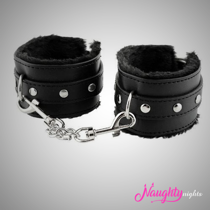 Leather Hand Restraints