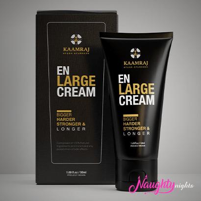 Kaamraj Enlarge Cream For Penis Enlargement 50ML