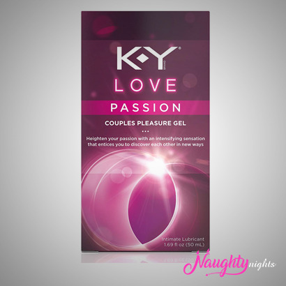 K-Y Love Water-based Lubricant