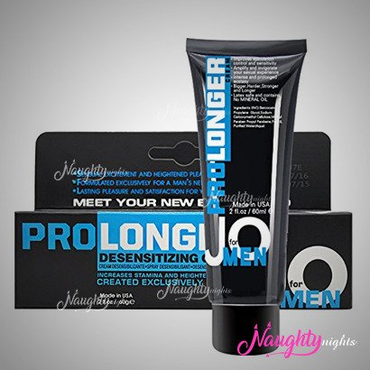 ProLonger Jo 60 ML Cream (Made in USA)