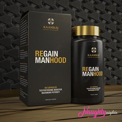 Kaamraj Regain Manhood - Sex Power Capsule