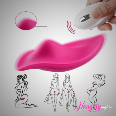 Wireless Invisible Panty Vibrator