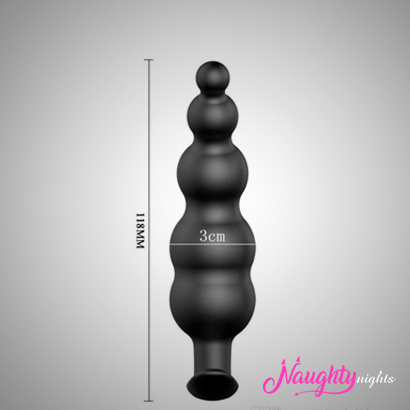 Silicon Anal Bead With Remote
